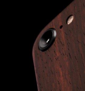 Виниловая чехол-наклейка на iPhone 8