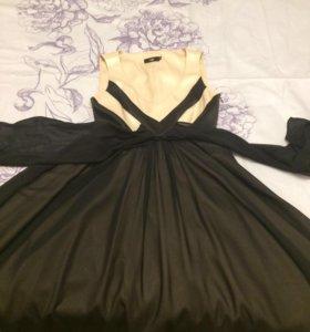 Платье нарядное р42