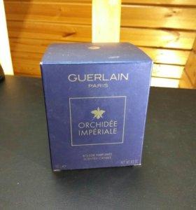 Арома-свеча Guerlain Orchidee Inperiale