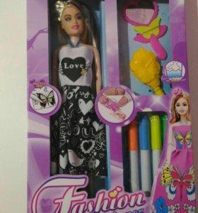 Кукла для творчества