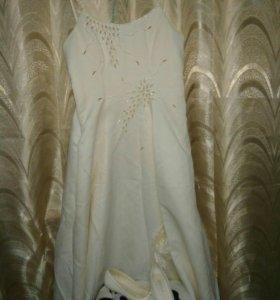 Платье выпускное /свадебное
