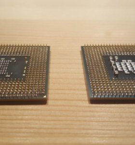 Процессоры для ноутбука socket m и p