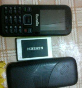 Телефон Билайн А106 ,слот для флэш карты