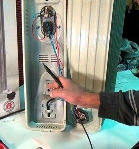 Ремонт бойлер,чайник,конвекторов,электраинструмент