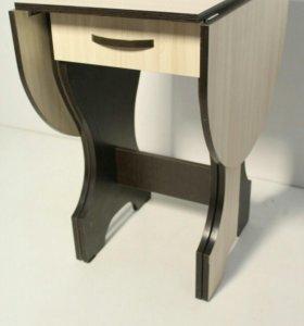 Стол кухонный уши-ящик
