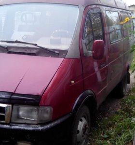 ГАЗ-2705,грузовой фургон