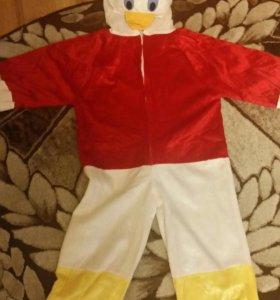 Новогодние костюмы на детей 4-6 лет.