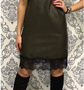 В наличии платья