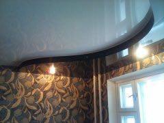 Натяжные потолки, рулонные шторы