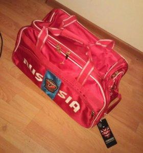 Спортивная сумка новая,фирма FORWARD