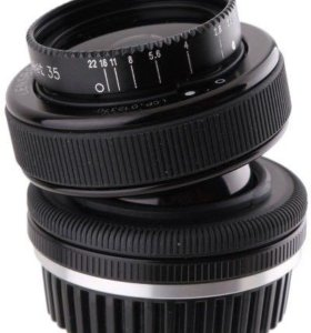 lensbaby composer pro sweet 35 для canon