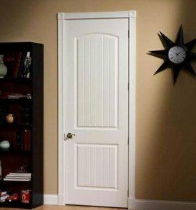 Установка меж-дверей
