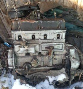 Двигатель от УАЗ