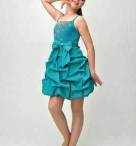 Платье детское + болеро