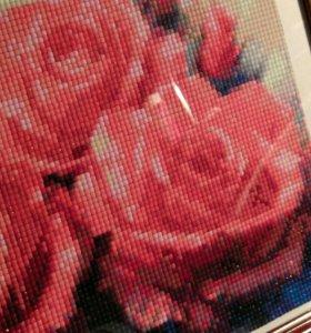 Розы Картина