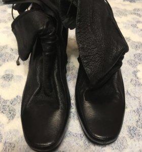Женские демисезонные ботинки 41 разм.Доставка.