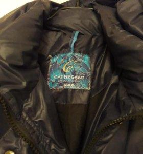 Куртка зимняя. Размер 66-68