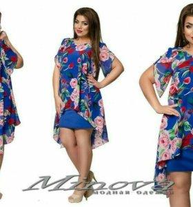 Платье новое б