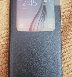 Samsung s6 чехол