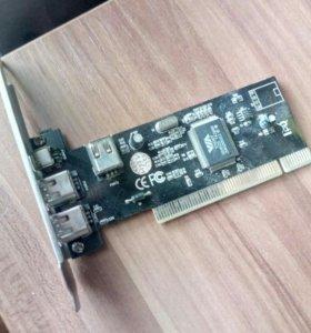 Fire Wire контроллер