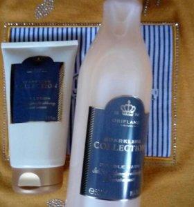 Подарочный набор (пена для ванны, лосьон для тела)