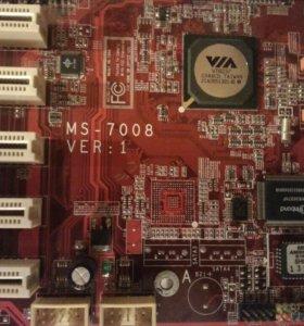 Материнская плата MSI MS-7008