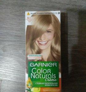 Крем краска для волос Garnier