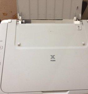 Принтер canon mg2400