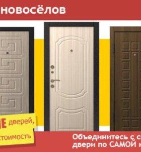 Металлическая дверь Torex PP