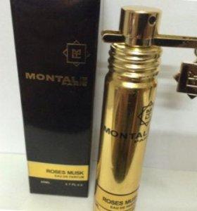 Аромат Montale, много ароматов.