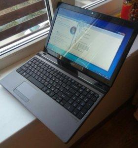 Игровой Acer 5560g - 4 ядра, 4 гб, Radeon hd6770