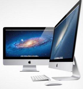 Apple iMac моноблок компьютер