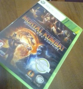 Mortal Kombat(Xbox360