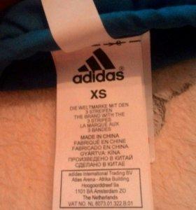 """Варежки """"adidas"""" для малыша"""