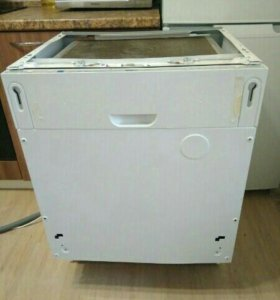 Посудомоечная машина требуется ремонт