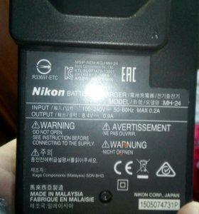 Зарядное устройство для камеры