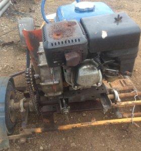 Двигатель Лифан 6,5 лс с автоматическим сцеплением