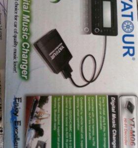 Usb mp3 адаптер