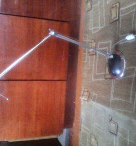 Лампа настольно -напольная