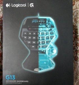Logitech g13