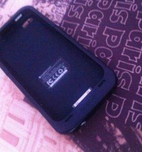 Зарядный чехол для IPhone 4,4s
