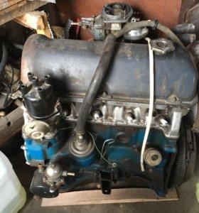 Двигатель 21011 на классику