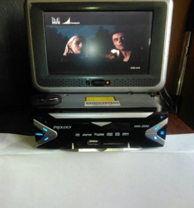 Телевизор и DVD