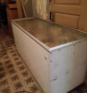 напольный холодильник