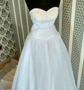 Новые свадебные платья.