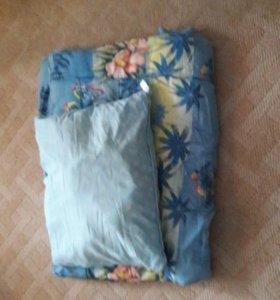 Подушка+одеяло