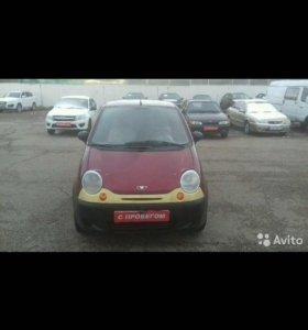 Daewoo Matiz,2008. 0.8л 51л.с 95000км