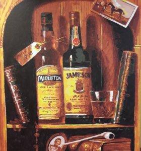 """Картина """" Виски"""""""
