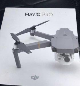 Квадрокоптер DJI Mavik Pro