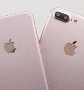 Обмен iPhone 7 128Gb GOLD на 7 plus 128 Gb